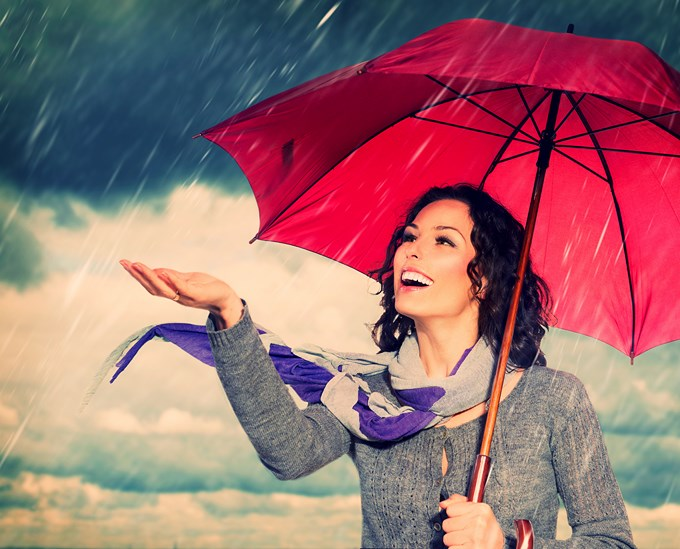 Bien choisir son parapluie.