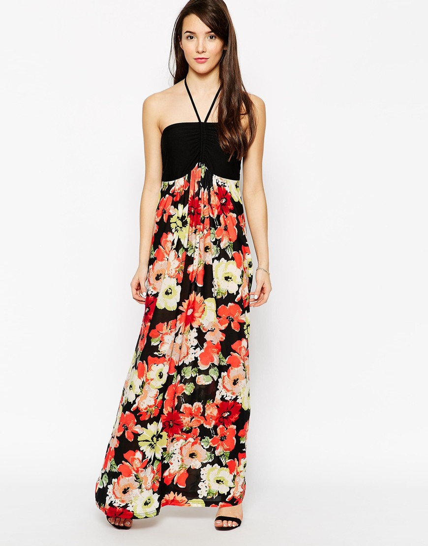 Un style bohème : la robe longue