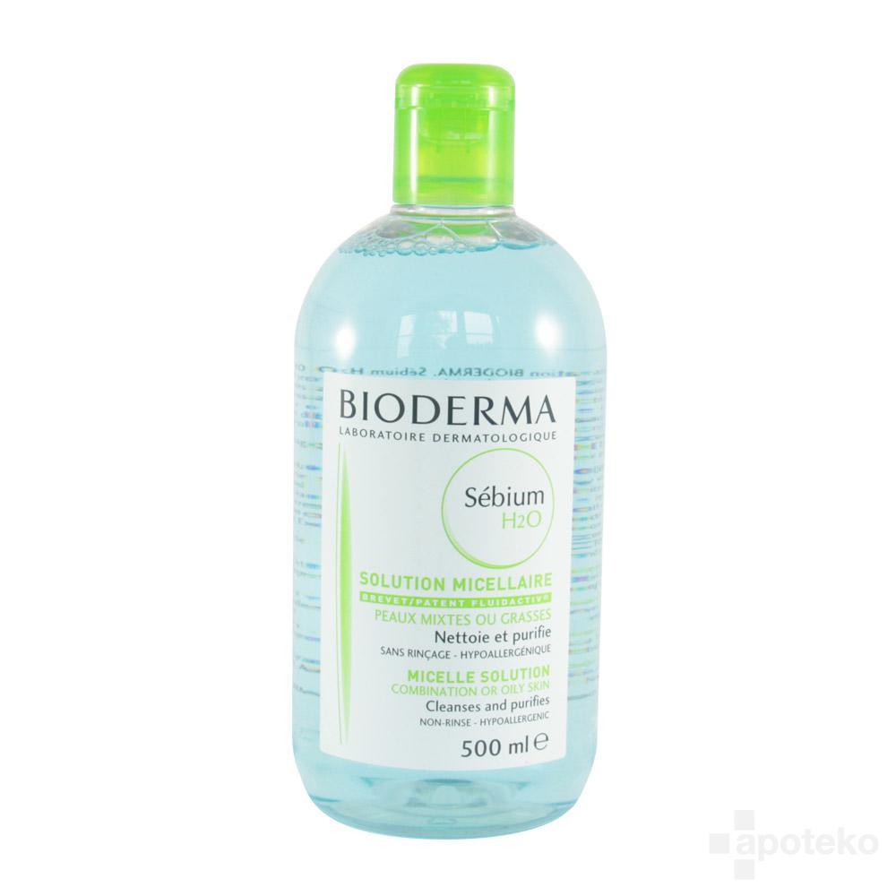 eau micellaire bioderma c 39 est celle que j 39 utilise pour avoir une peau nettoy e et d maquill e. Black Bedroom Furniture Sets. Home Design Ideas