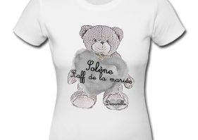 Tee shirt personnalisé pas cher, pour donner du pep's à votre dressing