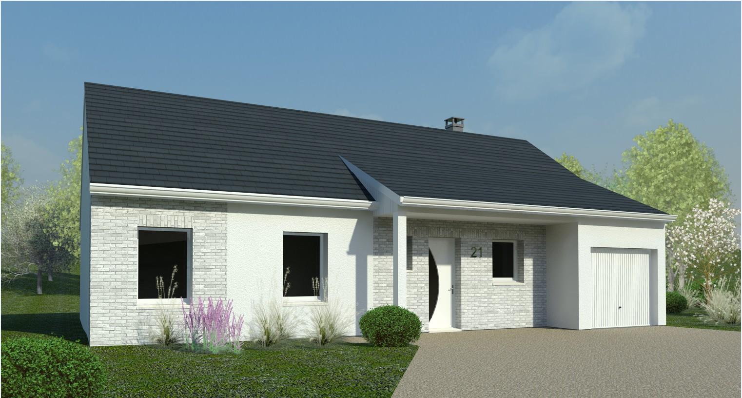 Prix maison habitat concept de with prix maison habitat for Achat maison brix