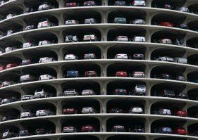 Un parking couvert sur place de parking