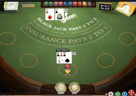 Apprendre gratuitement le blackjack