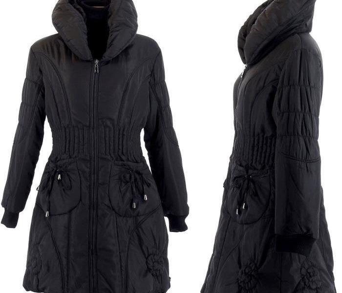 doudoune longue femme duvet manteaux et parkas