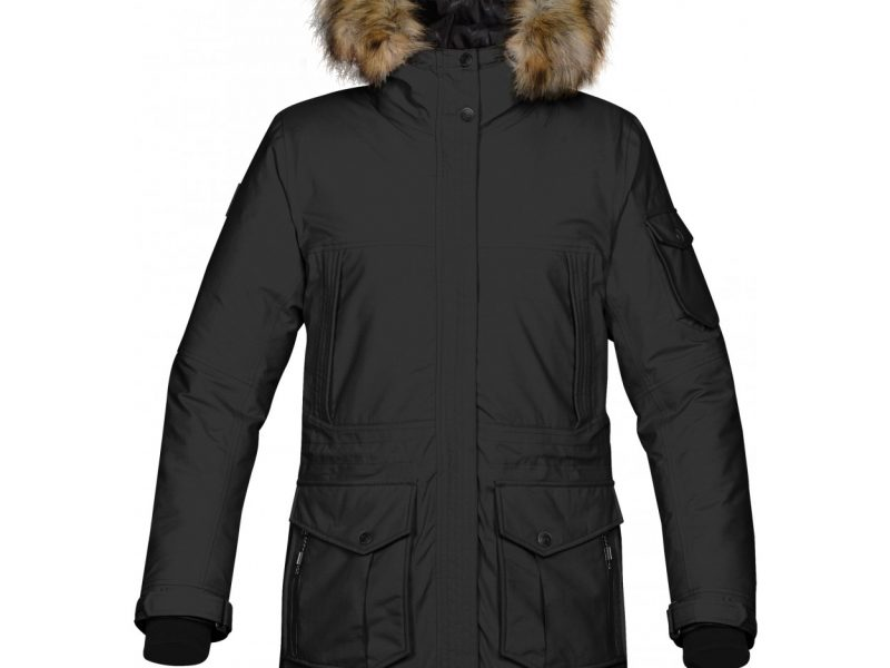 parka grand froid femme