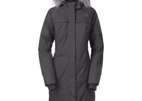 Parka the north face femme
