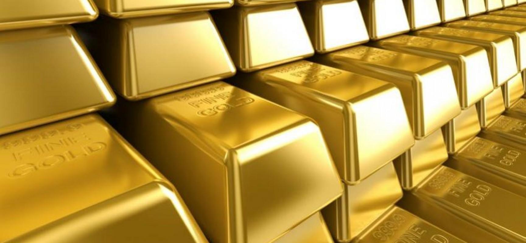 Cours de l'or : je vous conseille de vendre vos lingots dès maintenant !