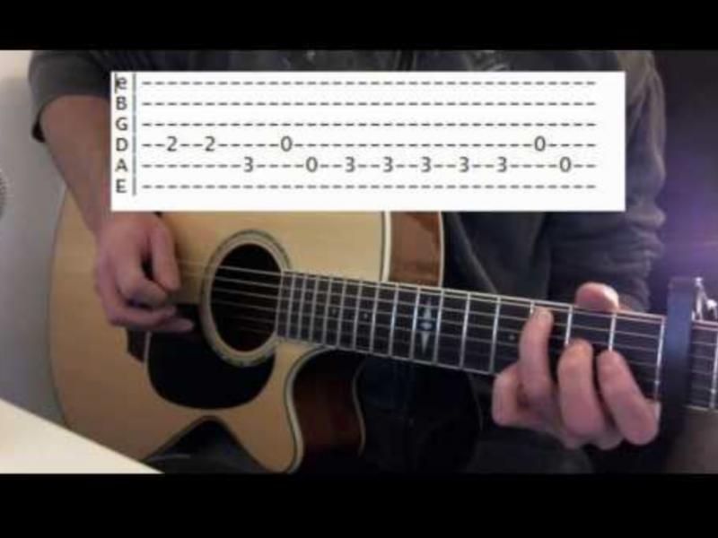 guitare de débutant